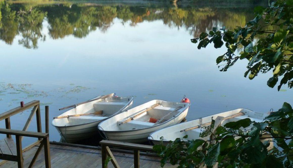 Häckebergas båtar